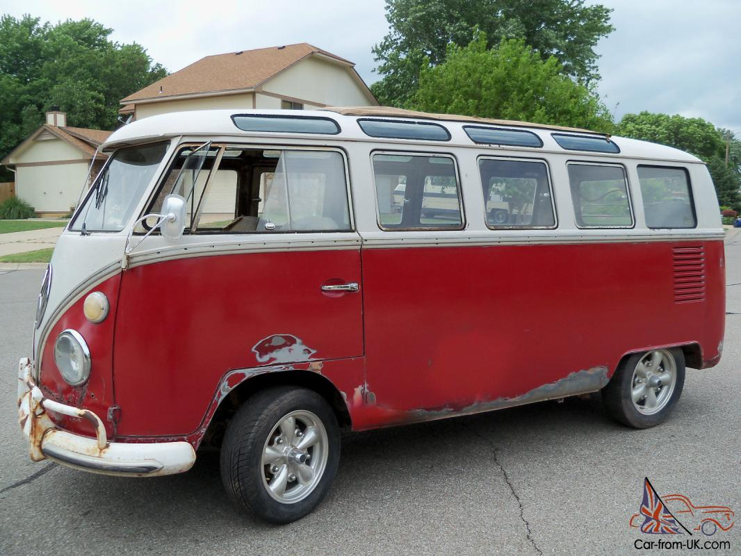 1966 vw bus volkswagen bus 21 window delux for 1966 21 window vw bus
