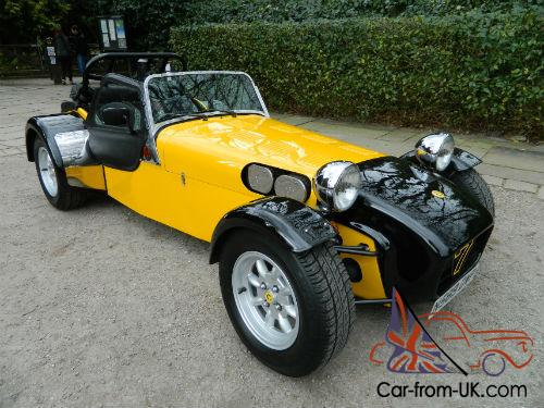 caterham lotus super 7 sprint. Black Bedroom Furniture Sets. Home Design Ideas