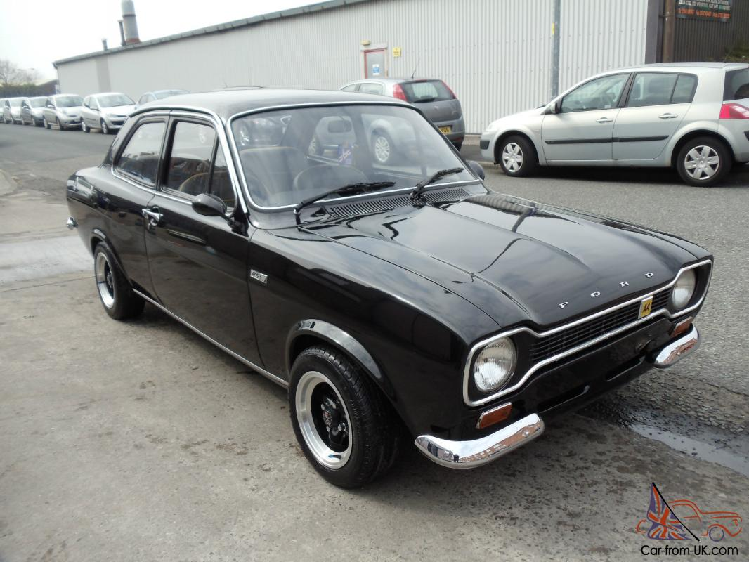 Ford escort mk1 1970 photo