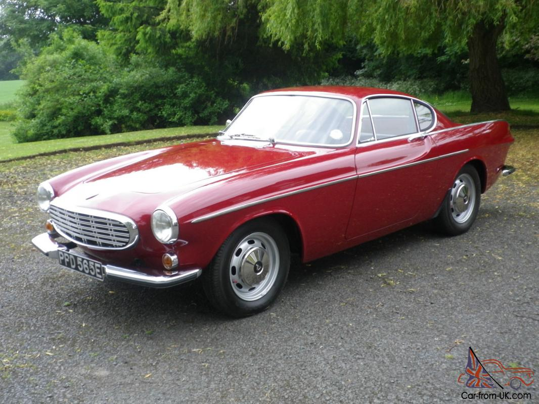 100 Volvo P1800 For Sale Sold 1964 S66