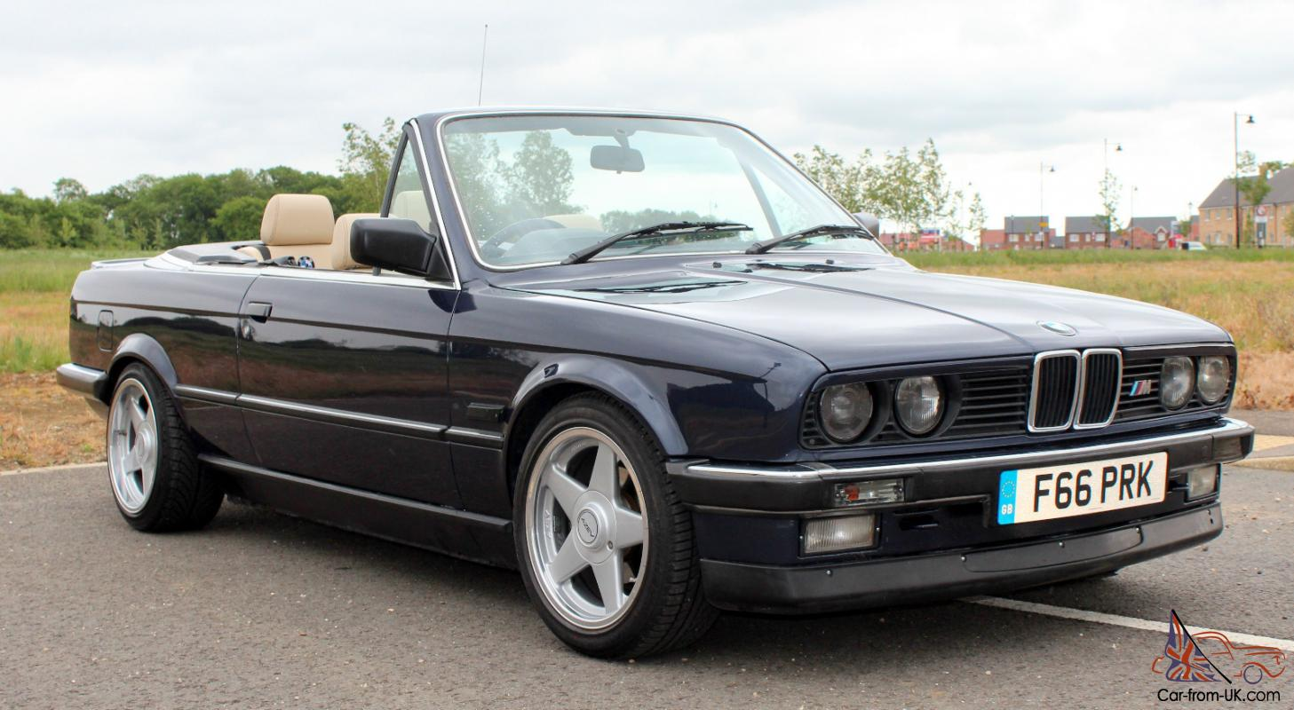 bmw e30 320i manual convertible cabriolet stunning show classic car. Black Bedroom Furniture Sets. Home Design Ideas