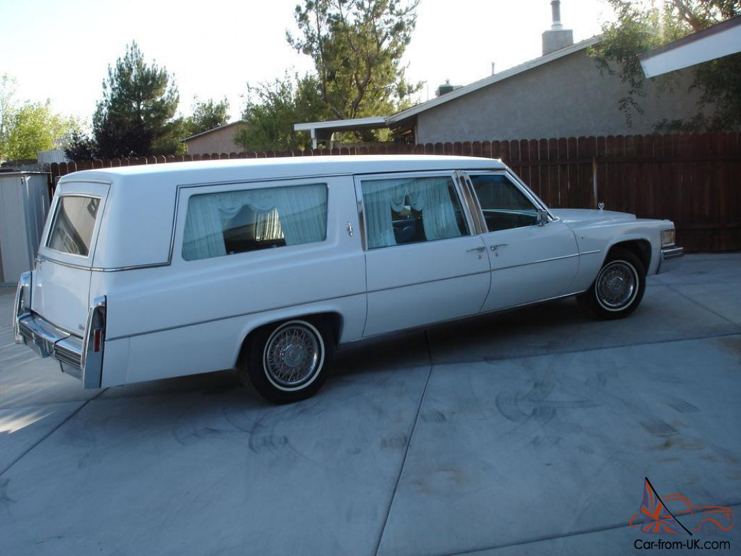 Cadillac Fleetwood Superior He 3 Way Electric Loader Limo Style Body Funeral