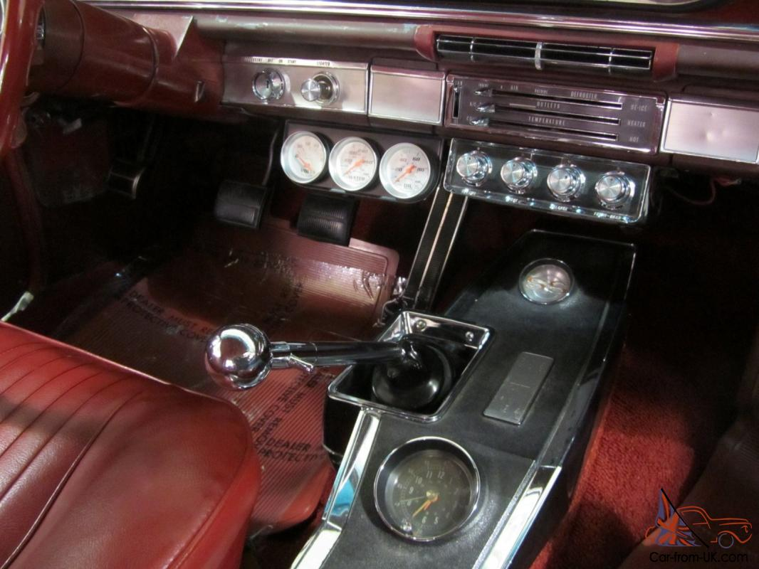 SS Chevy Impala 1965 Matching Numbers V8 396 4 Speed Very HOT