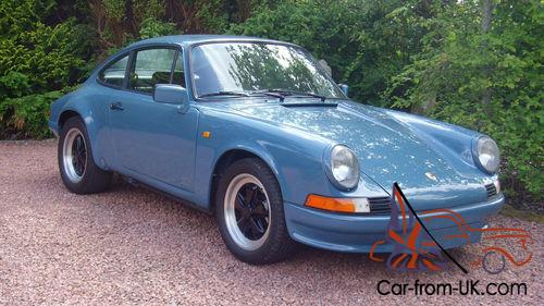 Porsche 911 Sc Fantastic Value
