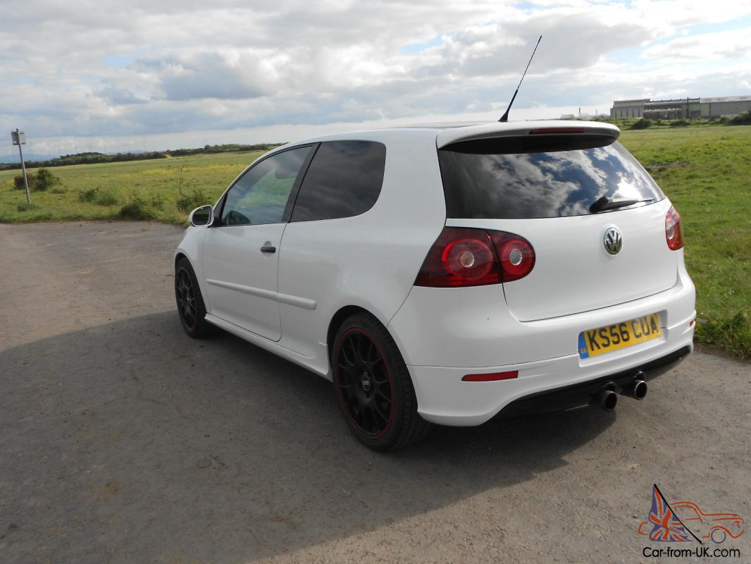 2007 volkswagen golf r32 s a white vw look. Black Bedroom Furniture Sets. Home Design Ideas