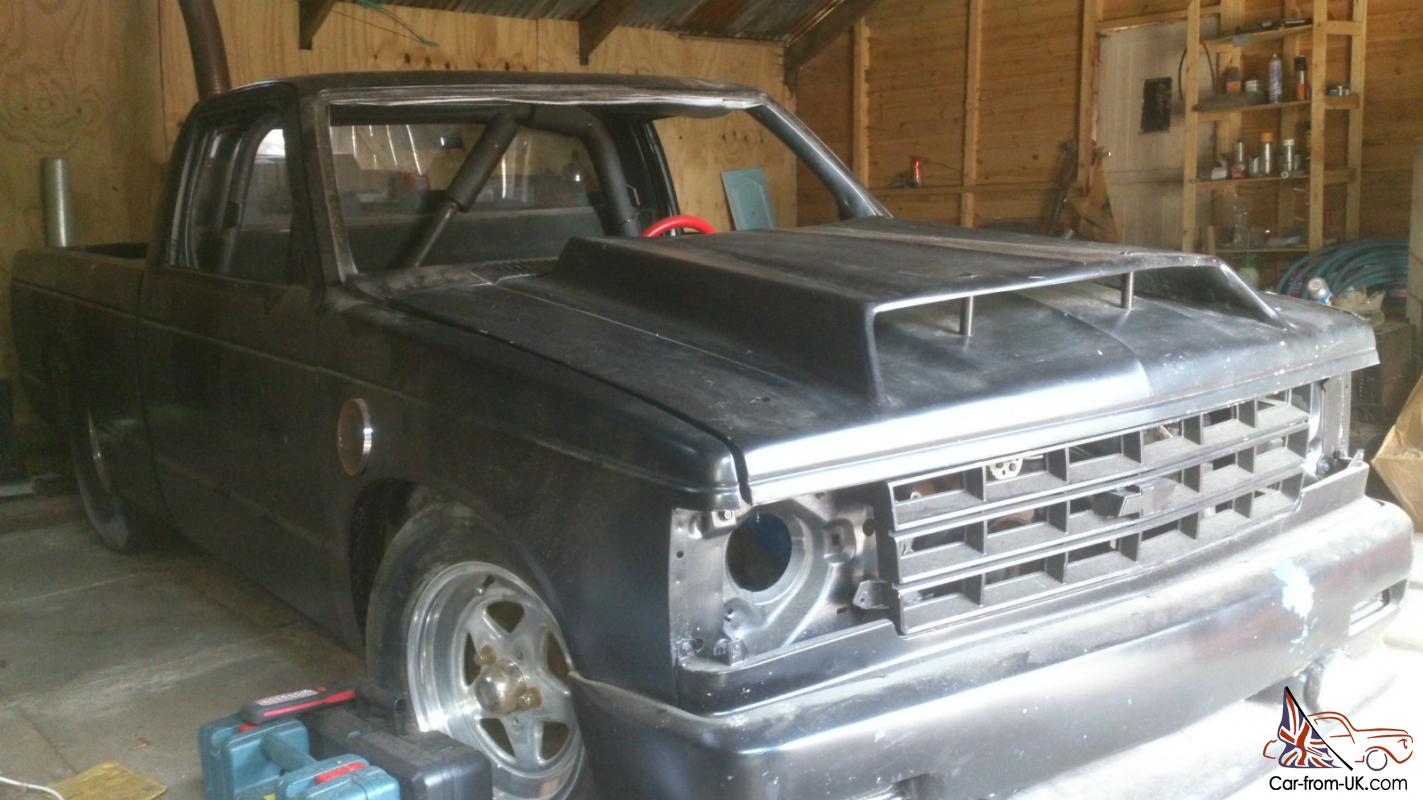 V8 460 big block ford and c6 box project