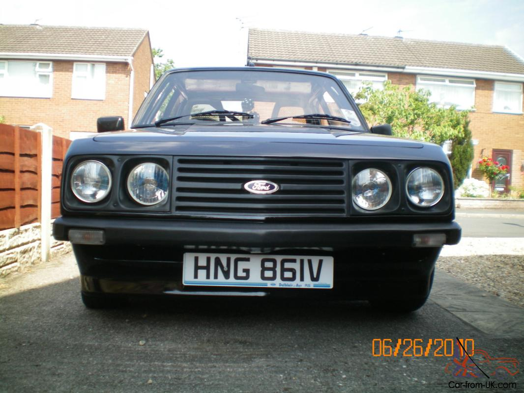 escort rs1800 mk2 for sale