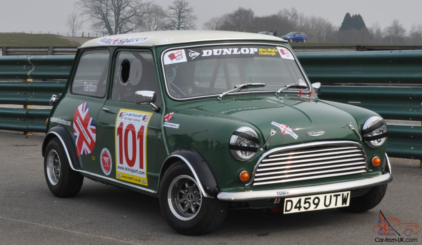 Austin Mini Turbo Road legal Race car Mk1 Classic Cooper s replica