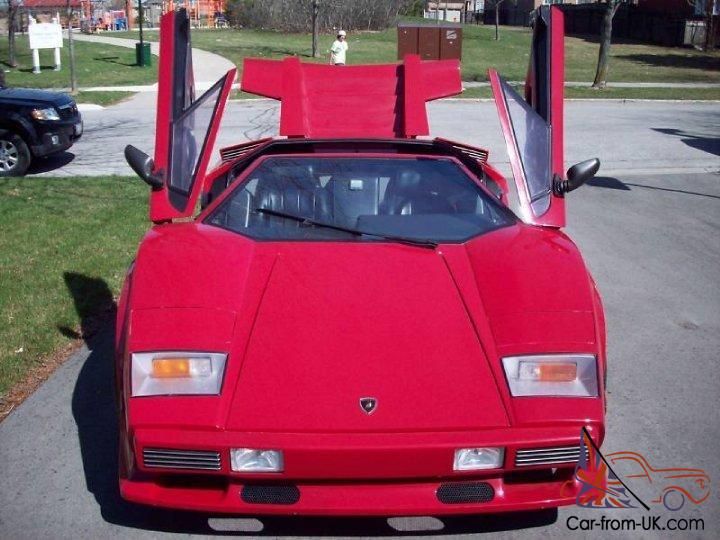 service manual 1985 lamborghini countach how to replace. Black Bedroom Furniture Sets. Home Design Ideas