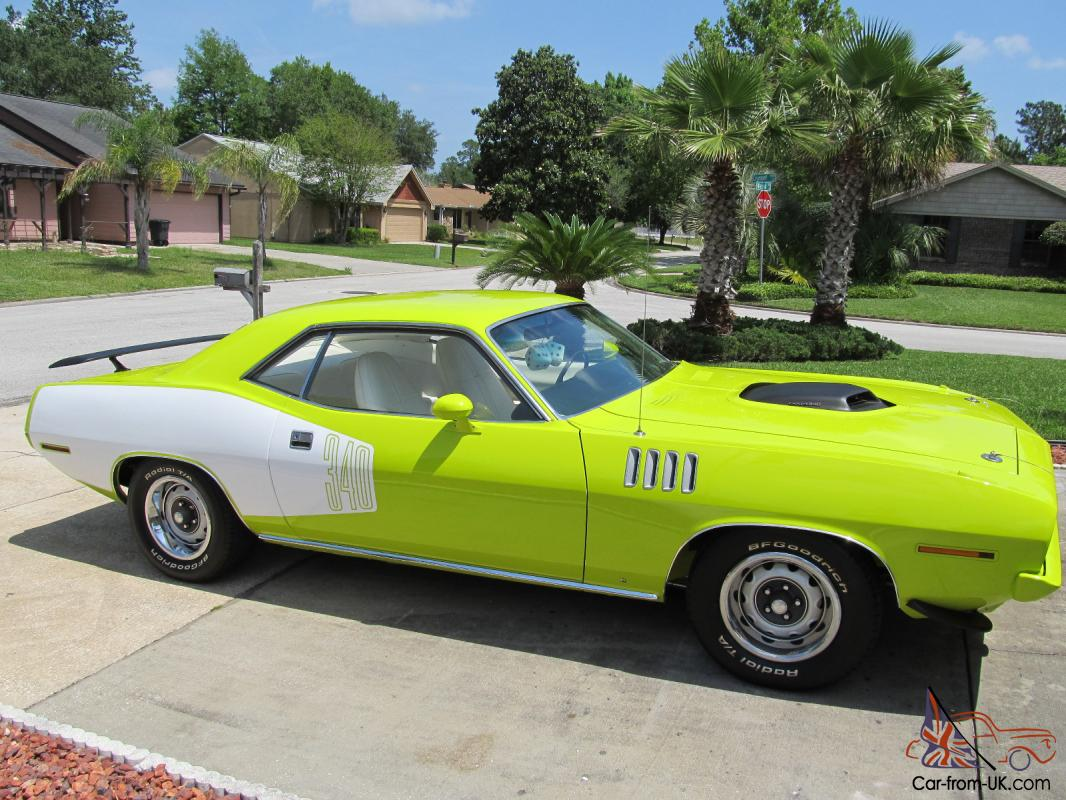 Challenger Shaker For Sale >> 71 Cuda For Sale | Autos Post
