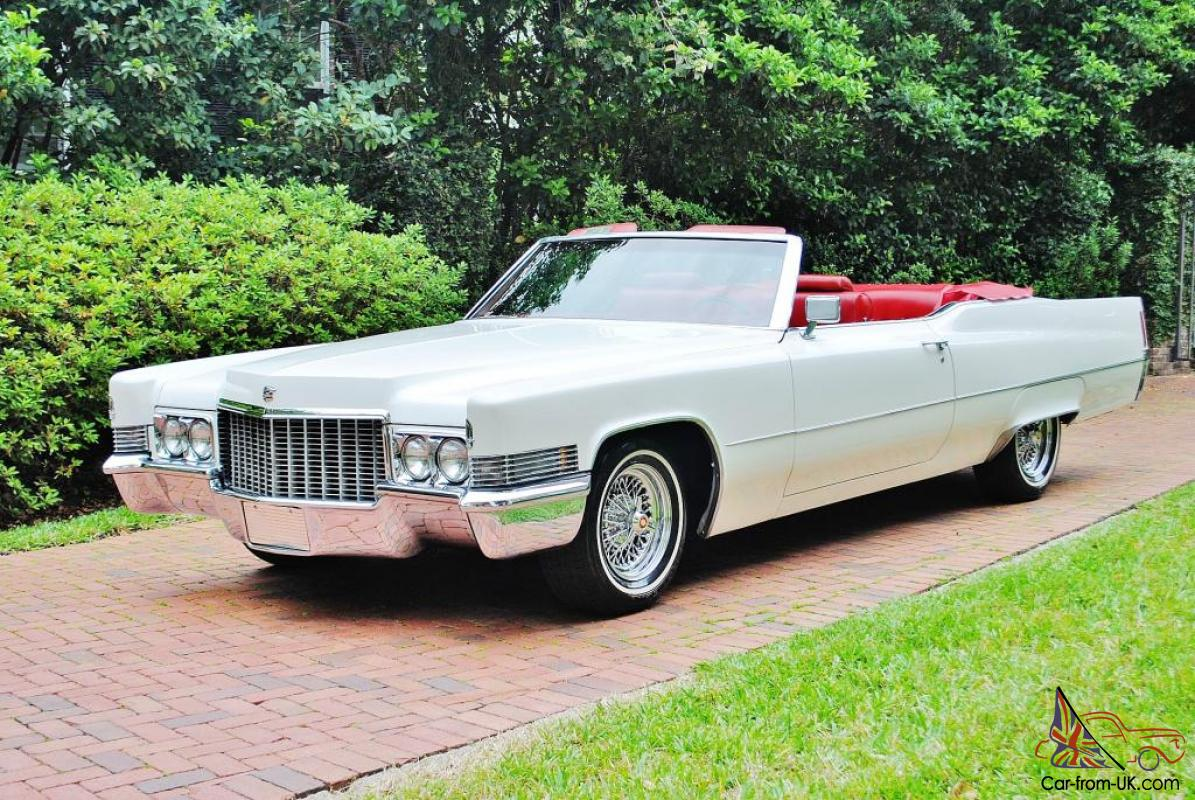 absoulty the best 1970 cadillac deville conertible for sale anywhere 37ks mint. Black Bedroom Furniture Sets. Home Design Ideas
