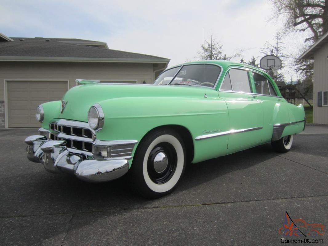 1949 cadillac series 61 restored for 1949 cadillac fastback series 61 2 door