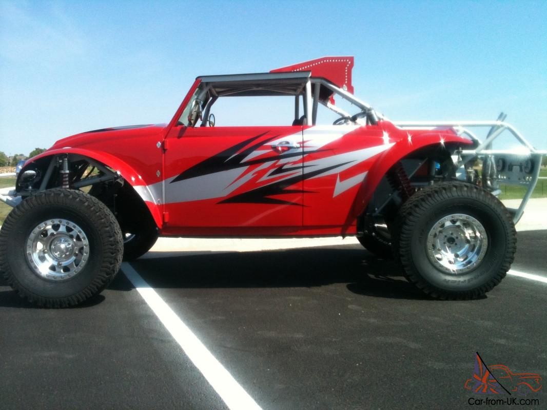 Baja Bug Off Road Dune Buggy Sandrail Vw Photo