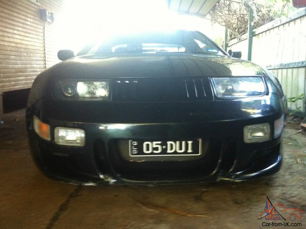 Nissan 350z 4 Seater For Sale >> Nissan 300ZX 1991 Twin Turbo Rare 2 Seater Manual With Safety Cert Rego