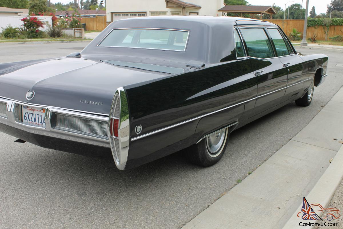 cadillac fleetwood 1967 for sale
