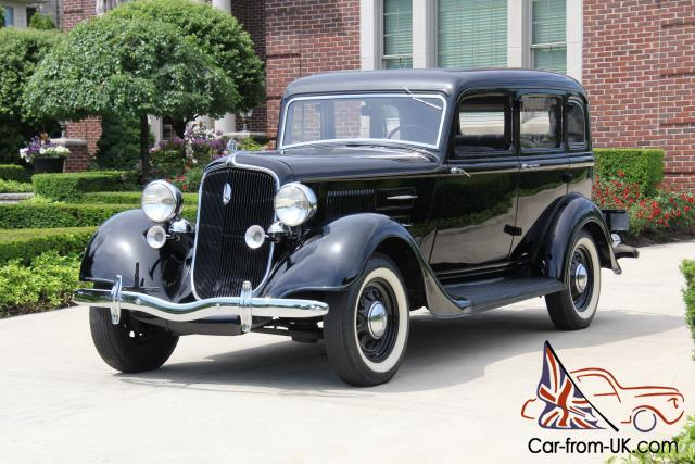1934 plymouth restored suicide doors pe sedan gorgeous for 1934 plymouth 2 door sedan