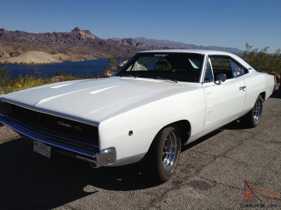 1968 Dodge Charger Rust Free Las Vegas Car 514