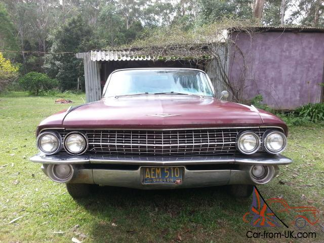 1961 cadillac flat top submited images