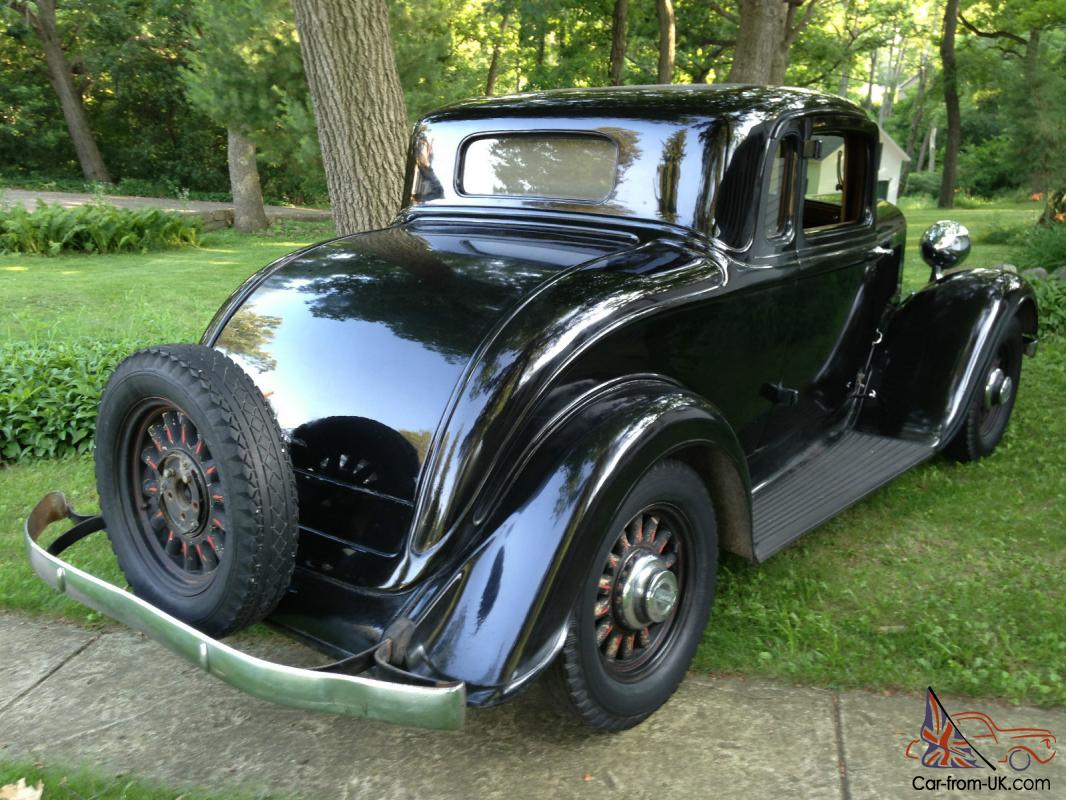 1933 Plymouth Coupe For Sale Pictures to Pin on Pinterest ...
