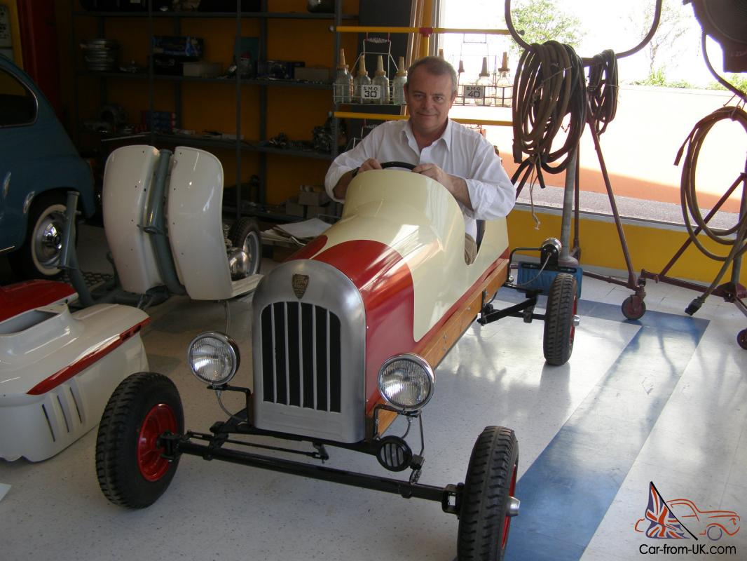1951 King Midget Model I Extremely Rare Amazingly Restoration