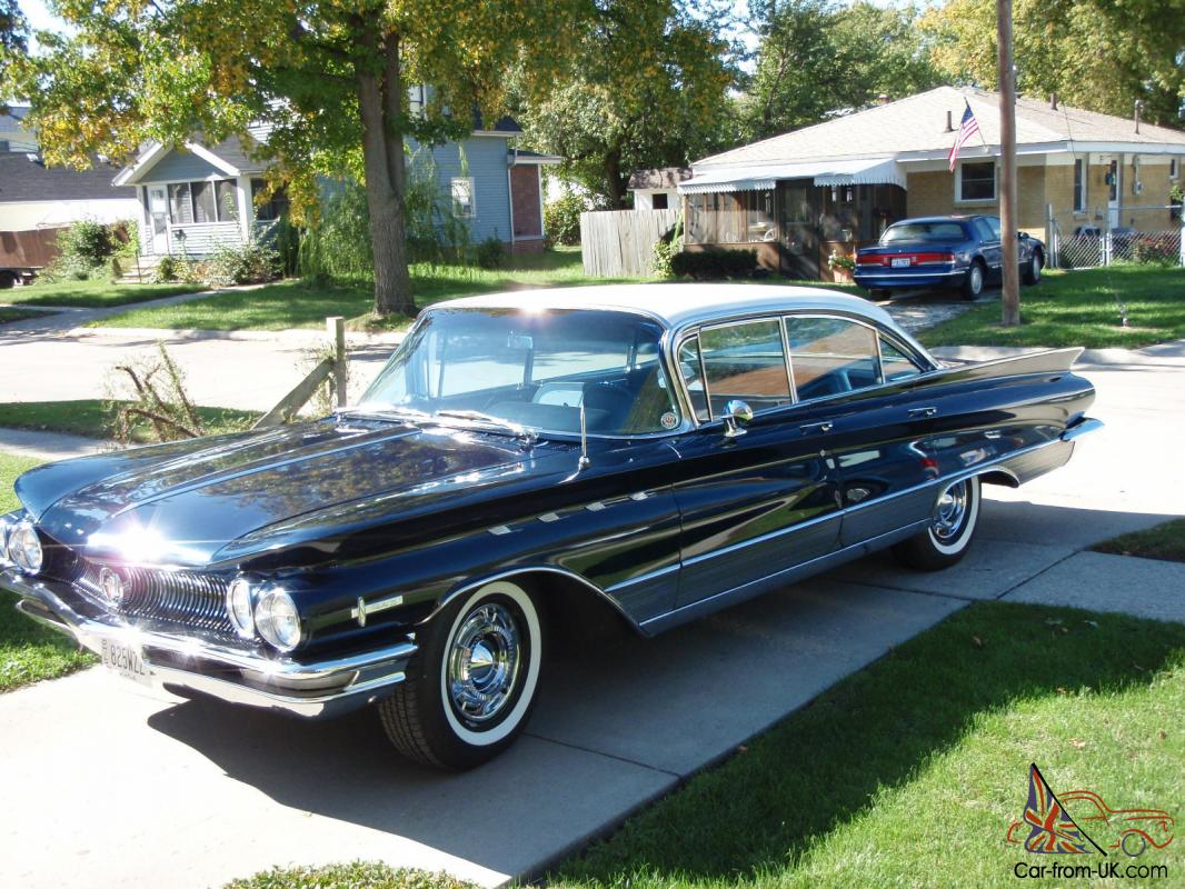1960 Buick Electra 225 4dr Hdtp Wiring Diagram Classic Like New Unrestored