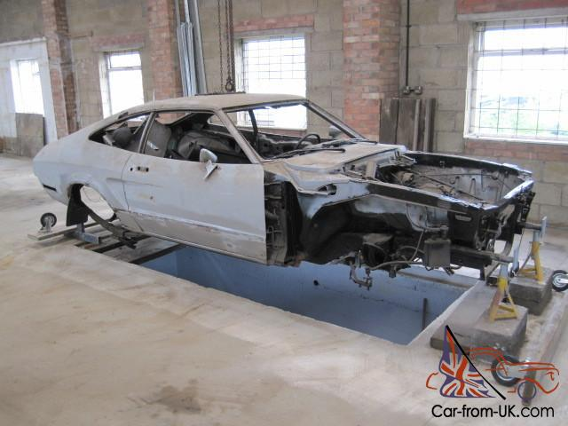 Classic mustang 1979 fastback restoration project hod rod for American restoration cars for sale