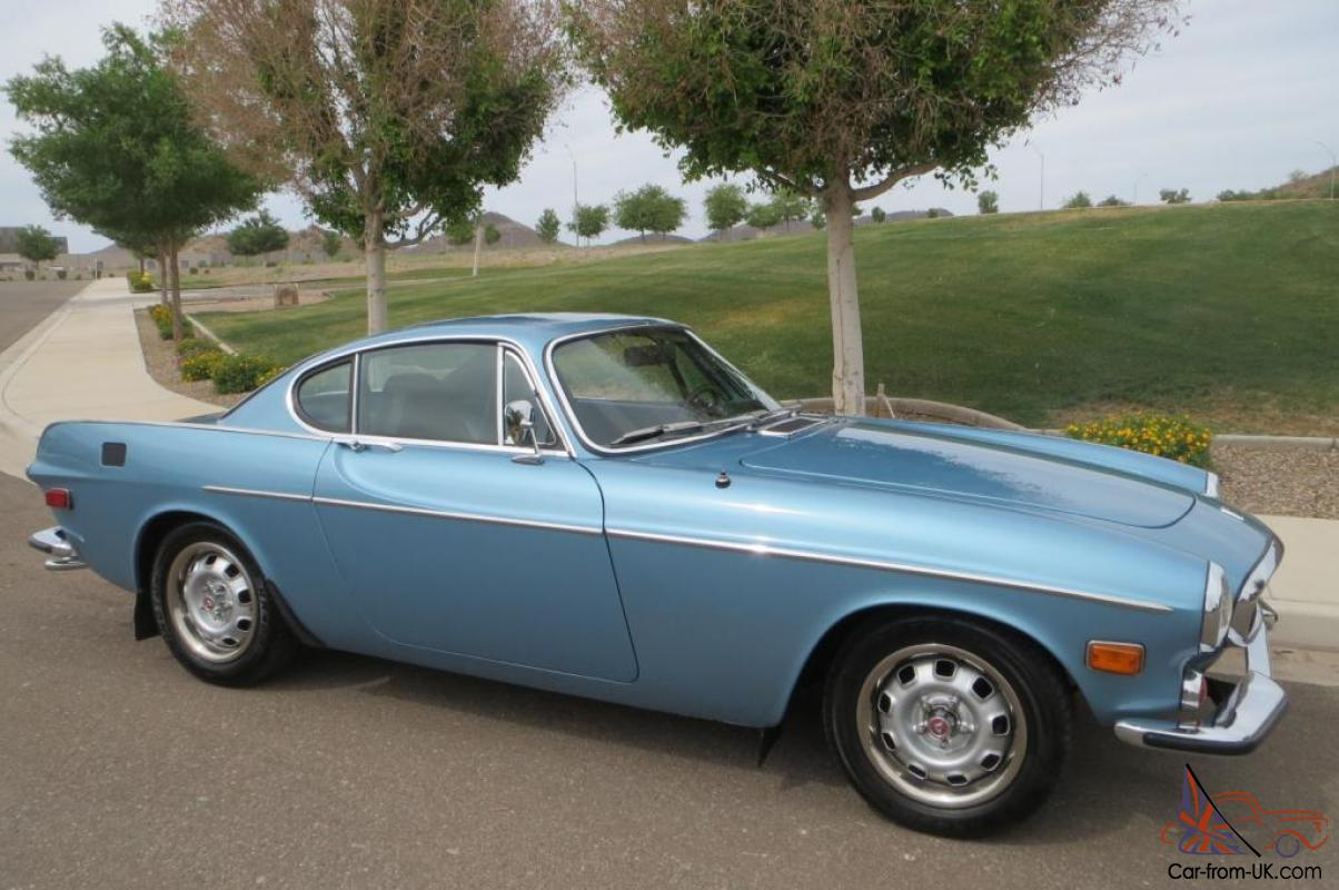 volvo p coupe beautiful restoration ac overdrive rust
