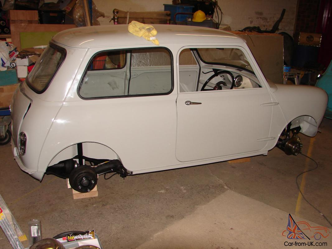 Mk1 Morris Mini Project Restored To A Very High Standard 1960 S