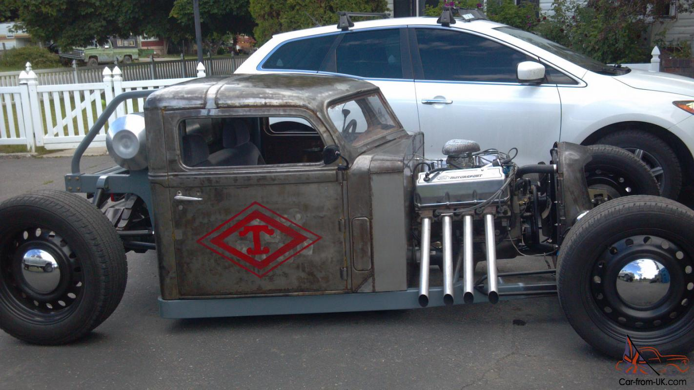 Rat Rod, Hot Rod, Rod, Custom, Modified, Bobbed, Chopped, Lowered ...