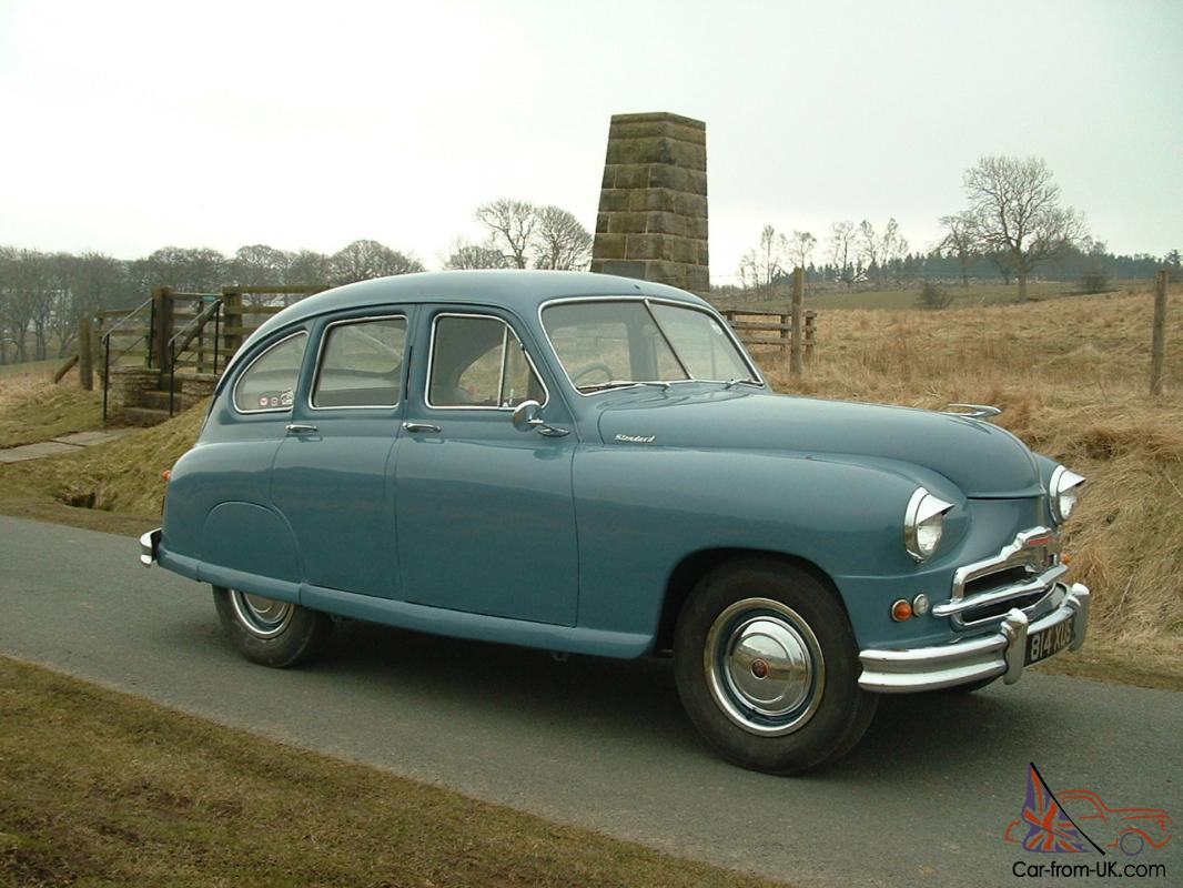 1952 STANDARD VANGUARD PHASE 1 - WHAT A RARITY AND WHAT AN ABSOLUTE GEM