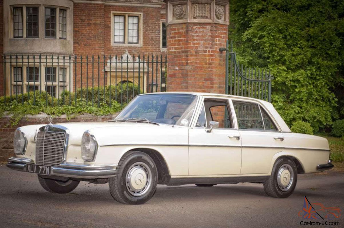 Mercedes 280se w108 for sale for Mercedes benz w108 for sale