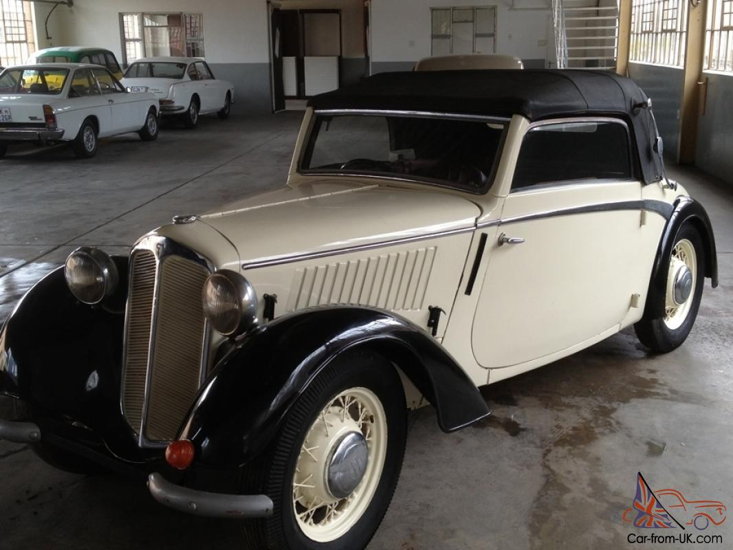 1935 auto union dkw f5 front luxus cabriolet. Black Bedroom Furniture Sets. Home Design Ideas