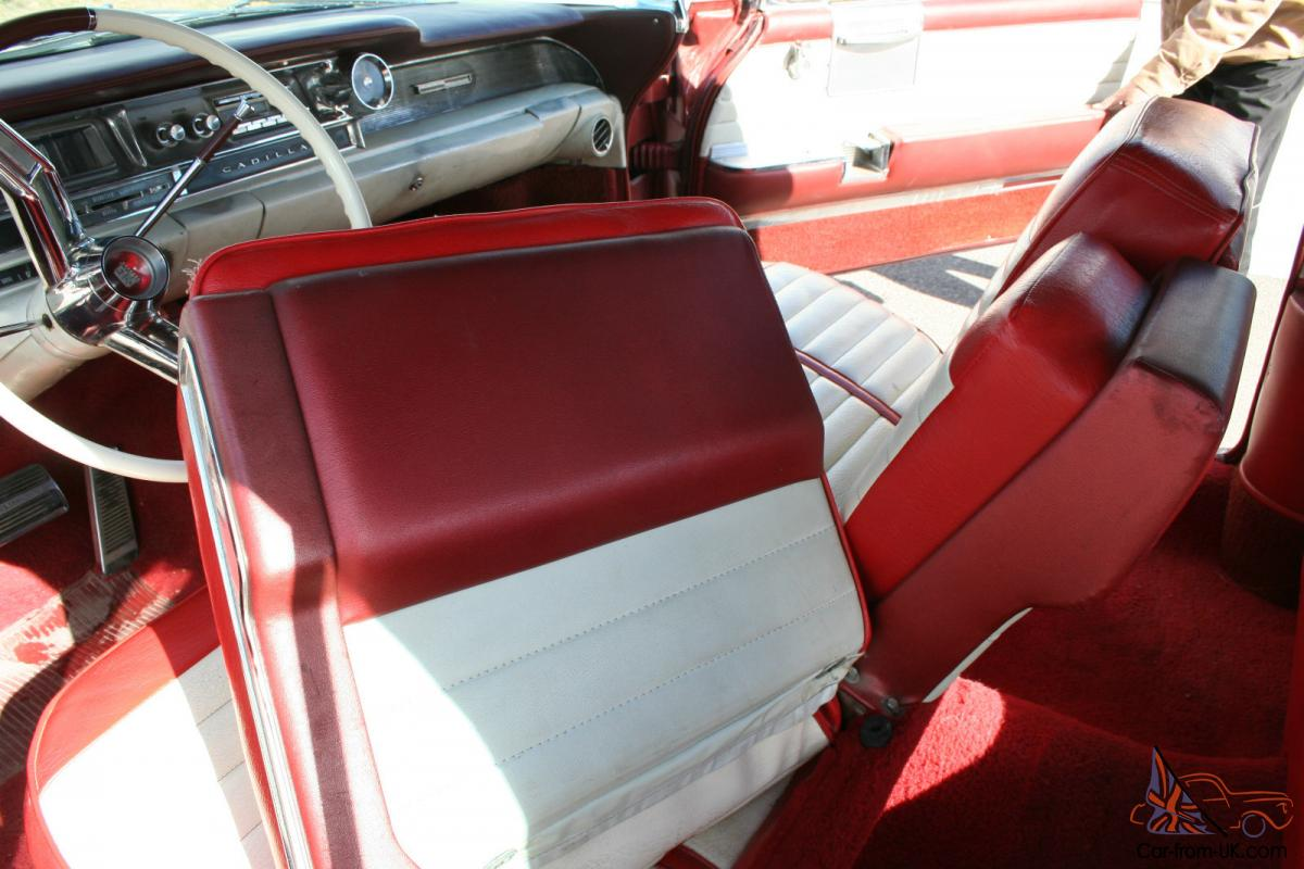 1961 61 Cadillac Series 62 Convertible Dash Pad