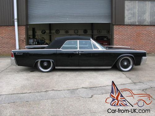 1961 lincoln continental convertible. Black Bedroom Furniture Sets. Home Design Ideas