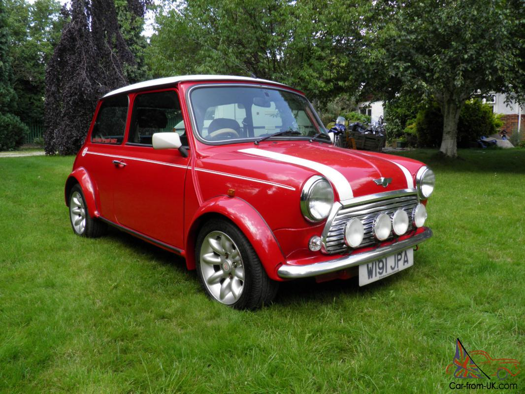 2000 rover mini cooper sportpack full leather lovely old mini may px swap. Black Bedroom Furniture Sets. Home Design Ideas