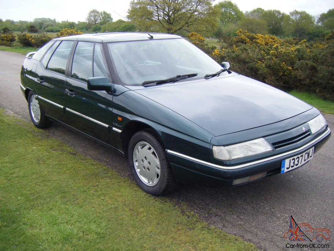 91 j citroen xm v6 24v manual very rare full black leather history full mot. Black Bedroom Furniture Sets. Home Design Ideas
