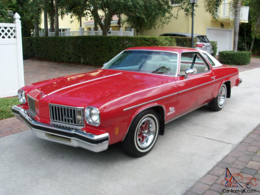 Pin 1975 oldsmobile cutlass supreme coupe for sale in for 1975 oldsmobile cutlass salon