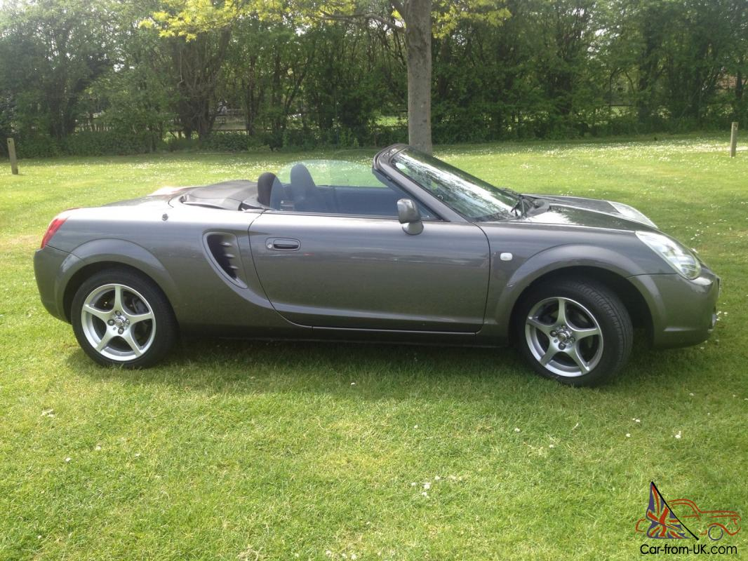 Toyota Mr2 Roadster Yo03 Abe 15 250 Miles Immaculate