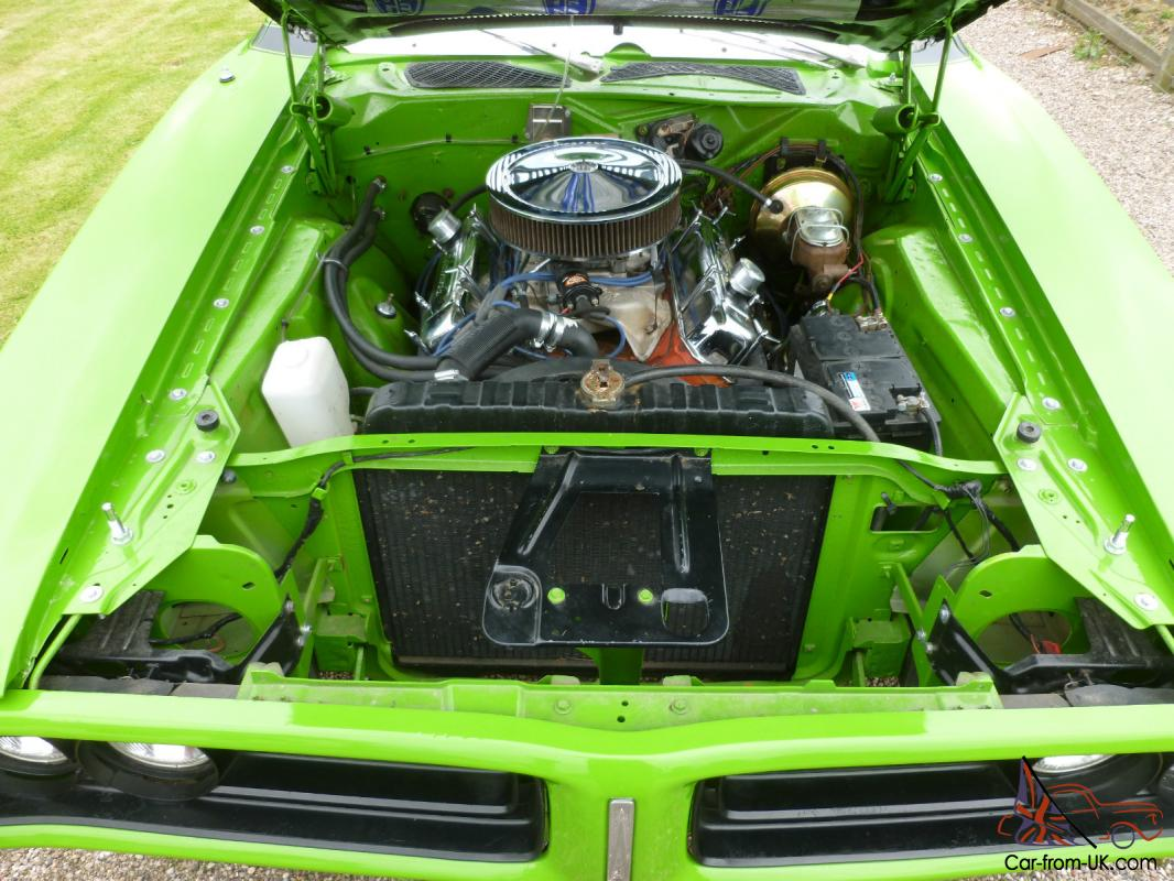 1971 dodge charger super bee usa sublime green 2 door