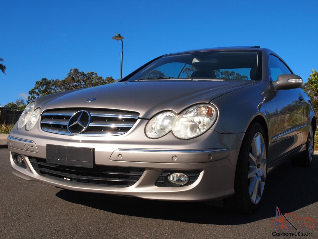 Mercedes benz clk350 2006 elegance 2d coupe for Mercedes benz fixed price servicing costs