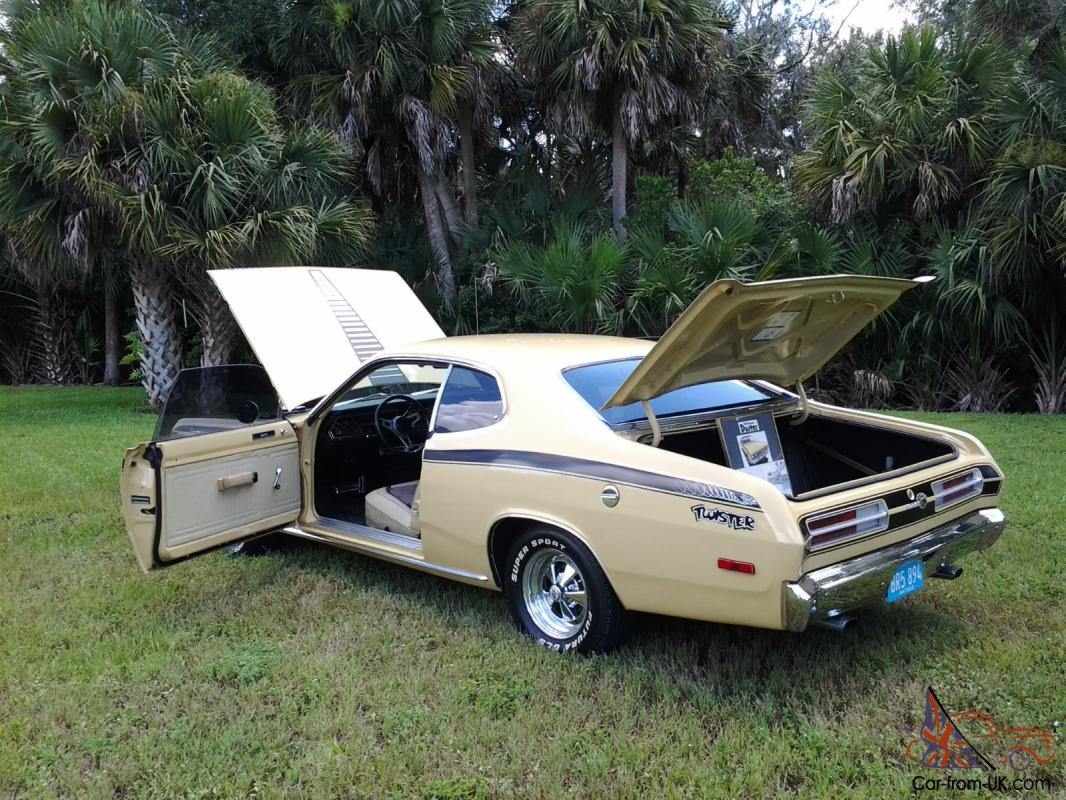 1972 plymouth duster 3 7l. Black Bedroom Furniture Sets. Home Design Ideas