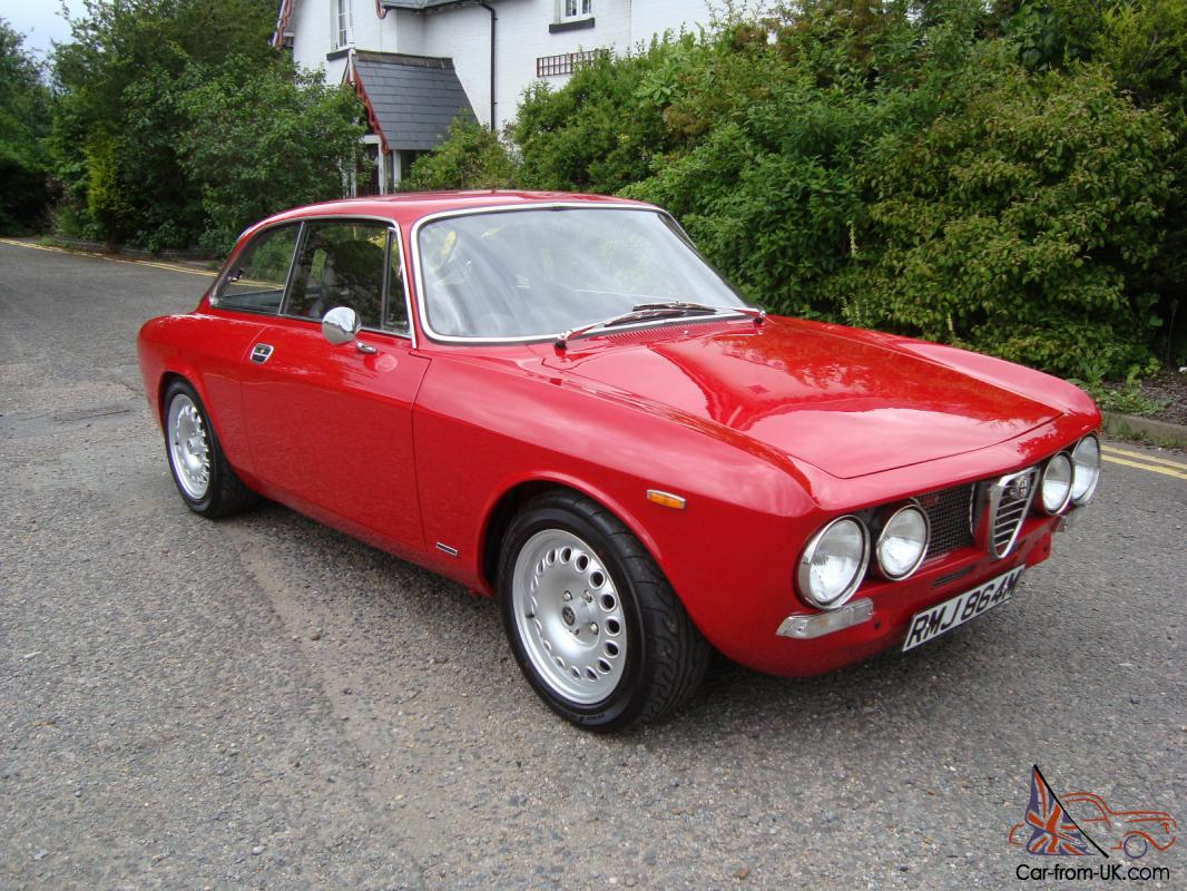 1973 alfa romeo gtv 105 bertone giulia coupe show condition ready for the summer - Alfa romeo coupe for sale ...