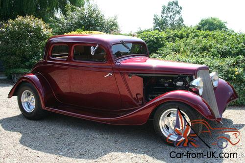Ford Ford Coupe Sports Sedan Hot Rod Unbelievable Quality