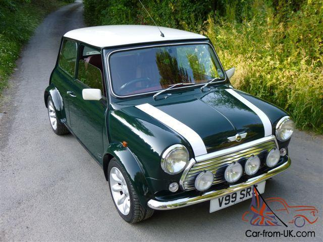 1999 Rover Mini John Cooper Le On Just 16350 Miles From New
