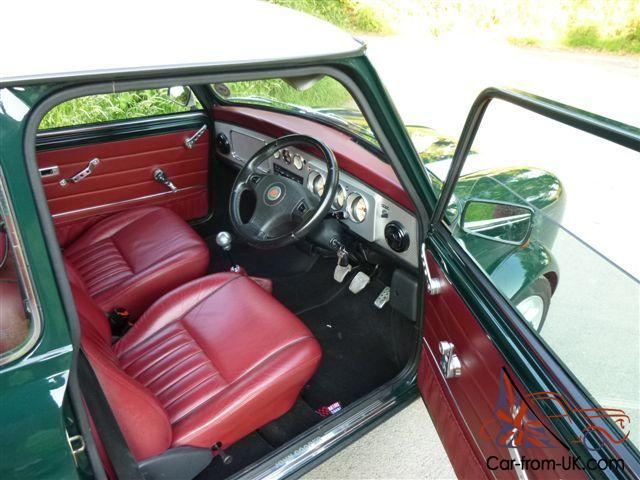 1999 rover mini john cooper le on just 16350 miles from new. Black Bedroom Furniture Sets. Home Design Ideas