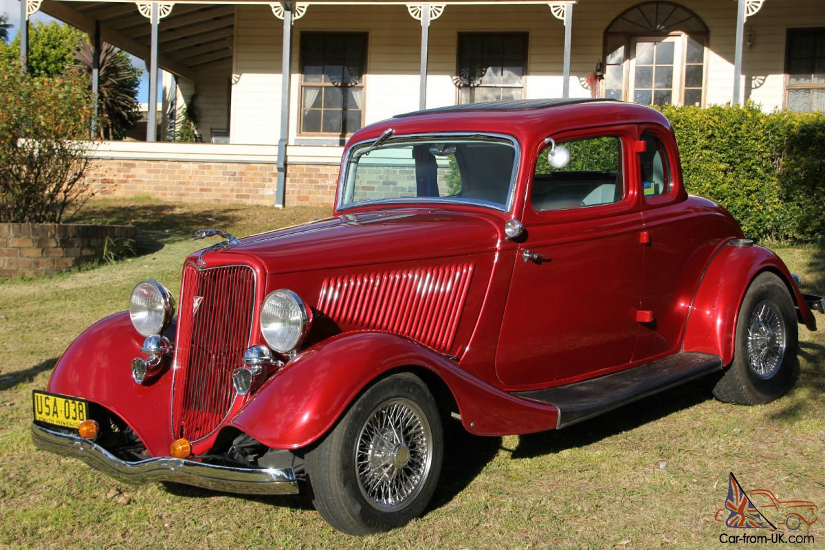 1934 ford coupe 5 window hot rod for 1934 5 window coupe for sale