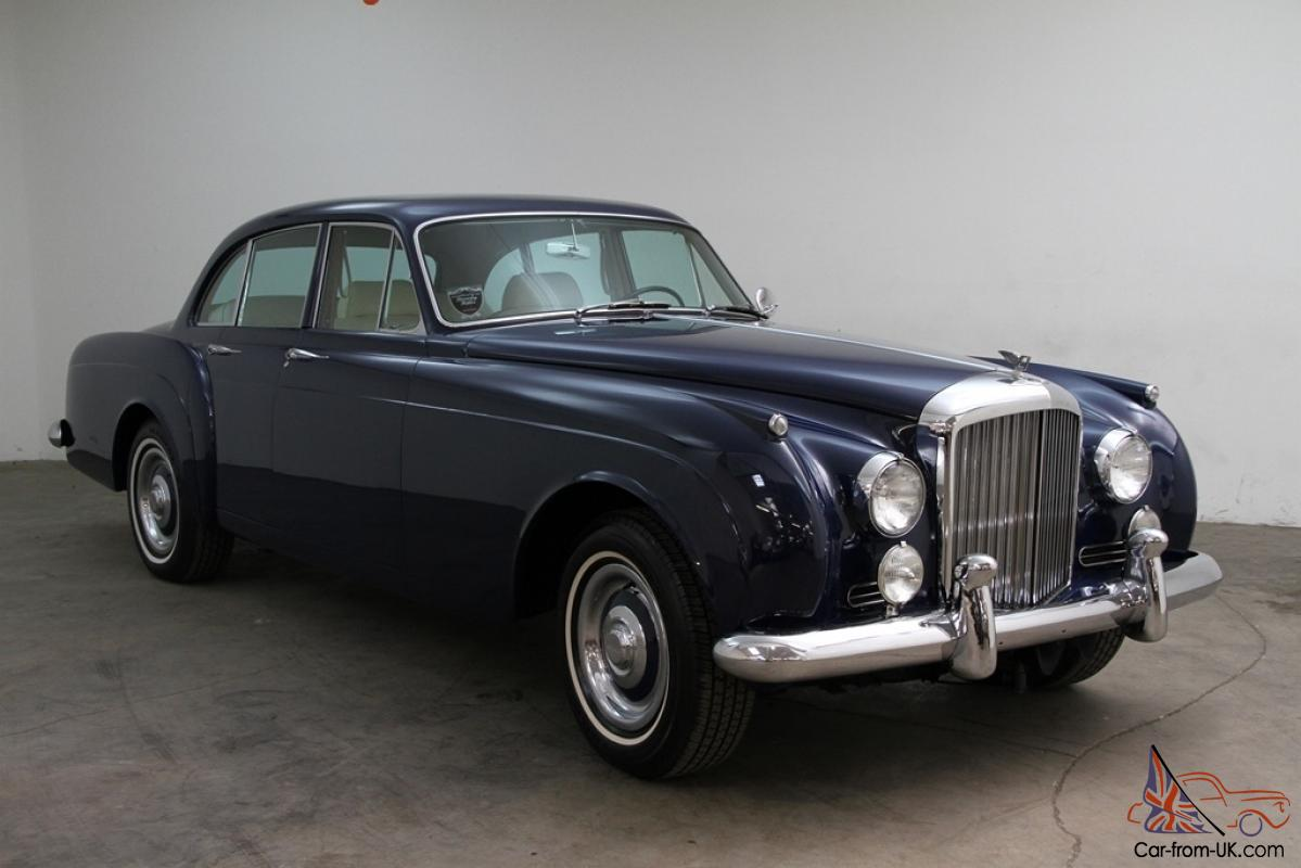 1960 Bentley S2 Continental Flying Spur Saloon Lhd