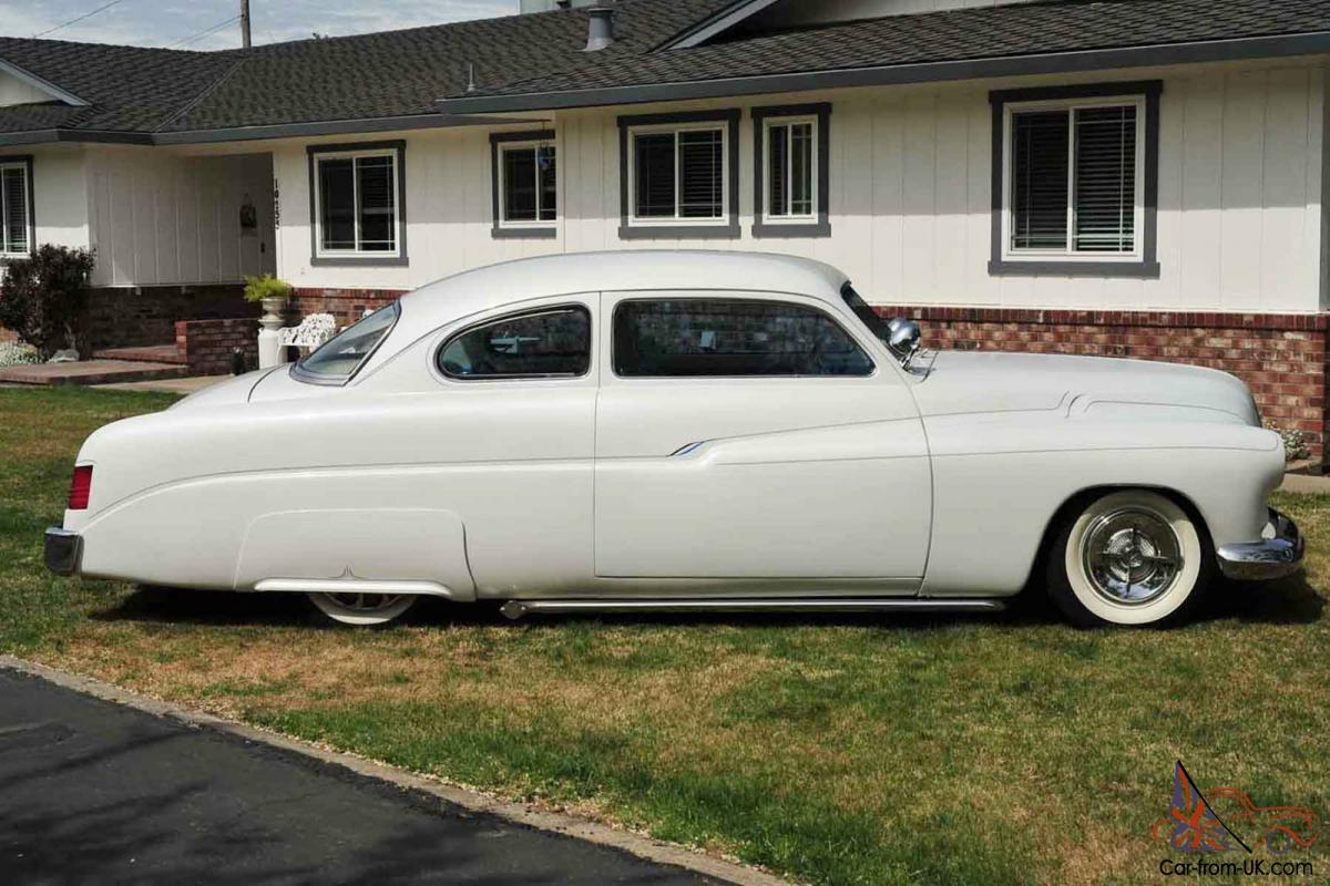 1951 mercury 2dr coupe 460 c6 pearlwhite ford 9 rear ps for 1951 mercury 2 door coupe