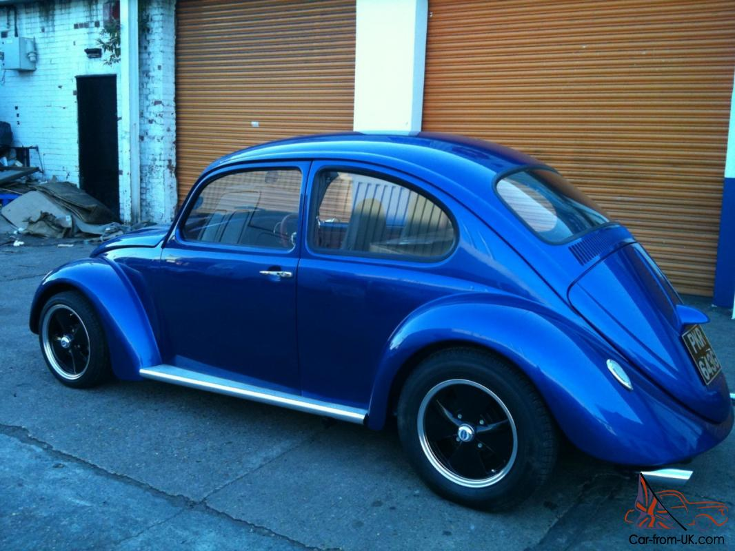 classic vw beetle totaly restored 1969 model. Black Bedroom Furniture Sets. Home Design Ideas