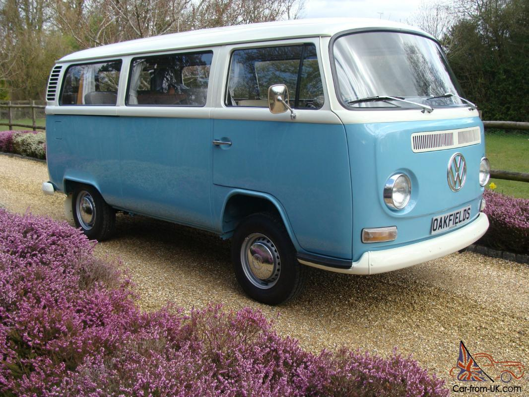 Vw camper t2 devonette bay window 1972 type 2 rhd for Wyoming valley motors vw service